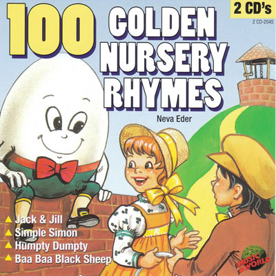 100 GOLDEN NURSERY RHYMES