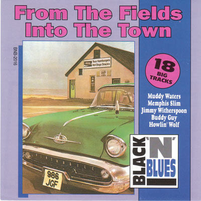 FROM THE FIELDS INTO THE TOWN