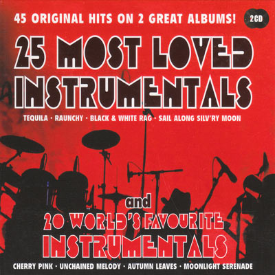 25 MOST LOVED INSTRUMENTALS