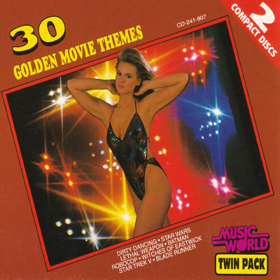 30 GOLDEN MOVIE THEMES