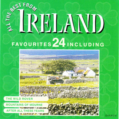 ALL THE BEST FROM IRELAND