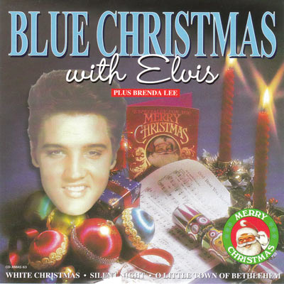 BLUE CHRISTMAS WITH ELVIS