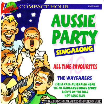 AUSSIE PARTY SINGALONG