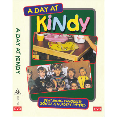 A DAY AT KINDY