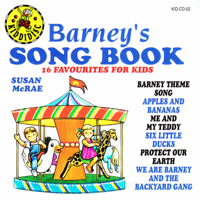 BARNEY'S SONG BOOK