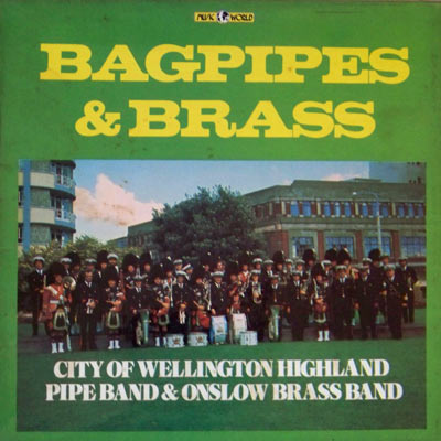 BAGPIPES AND BRASS