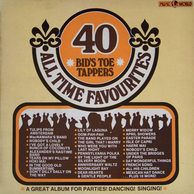 40 ALL TIME FAVOURITES