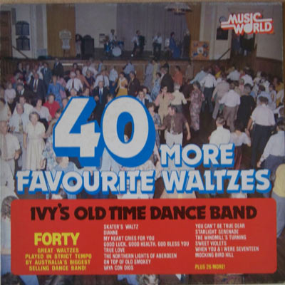 40 MORE FAVOURITE WALTZES