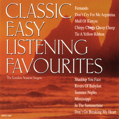 CLASSIC EASY-LISTENING FAVOURITES