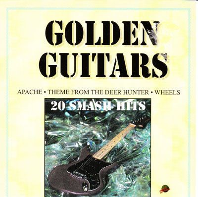 GOLDEN GUITARS - 20 SMASH HITS