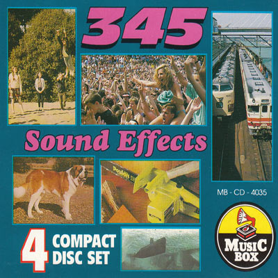 345 SOUND EFFECTS
