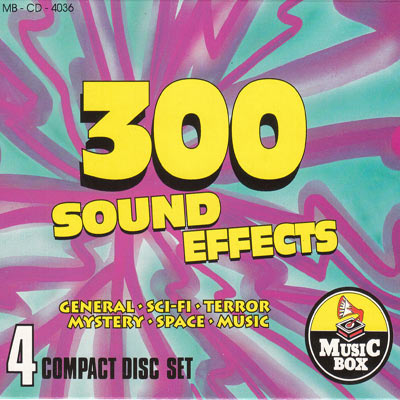 300 SOUND EFFECTS