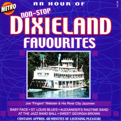 AN HOUR OF NON-STOP DIXIELAND FAVOURITES