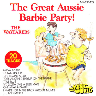 THE GREAT AUSSIE BARBIE PARTY!