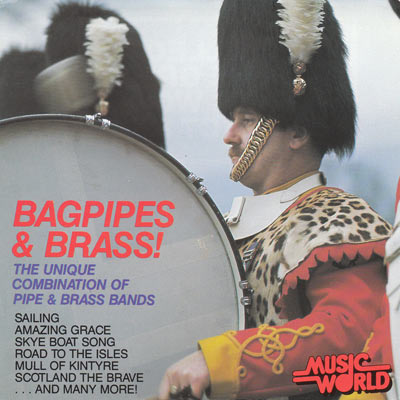 BAGPIPES & BRASS!
