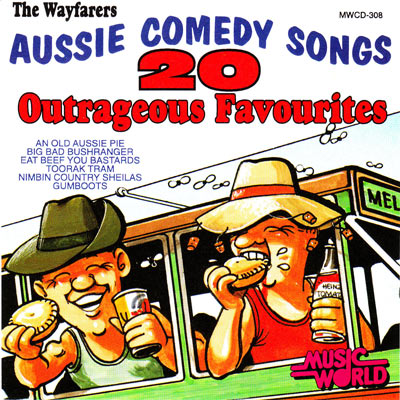 AUSSIE COMEDY SONGS