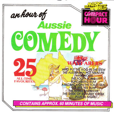AN HOUR OF AUSSIE COMEDY