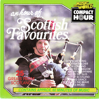 AN HOUR OF SCOTTISH FAVOURITES