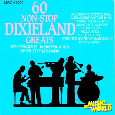 60 NON-STOP DIXIELAND GREATS
