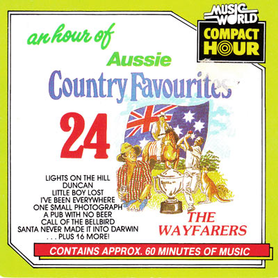 AN HOUR OF AUSSIE COUNTRY FAVOURITES
