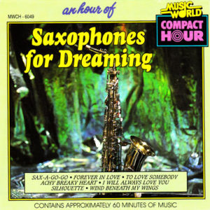 SAXAPHONES FOR DREAMING