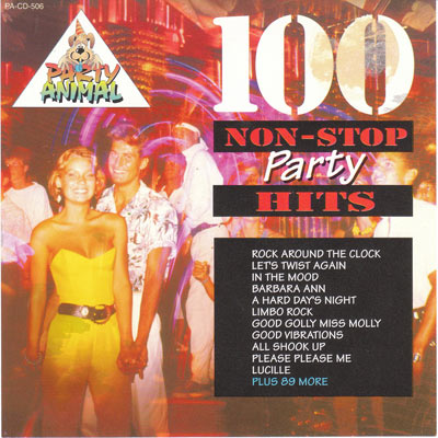 100 NON-STOP PARTY HITS
