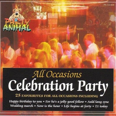ALL OCCASIONS CELEBRATION PARTY