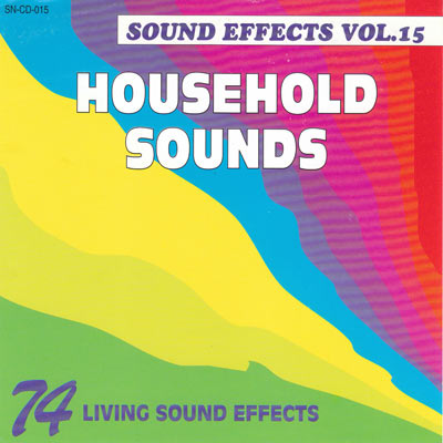 HOUSEHOLD SOUNDS