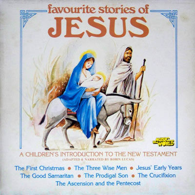 FAVOURITE STORIES OF JESUS