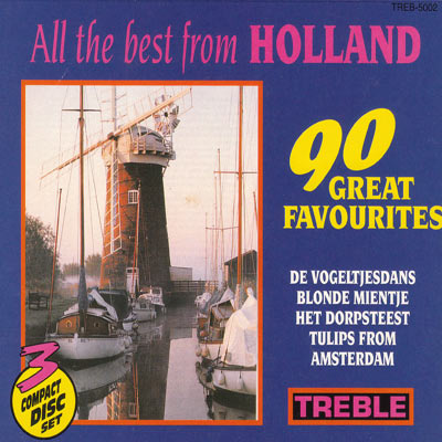 ALL THE BEST FROM HOLLAND