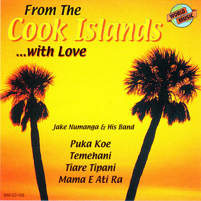 FROM THE COOK ISLANDS .. WITH LOVE